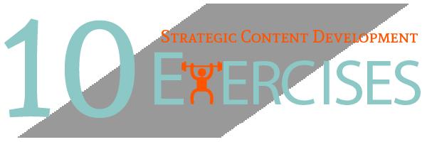 10 vigorous exercises to successful Content Development