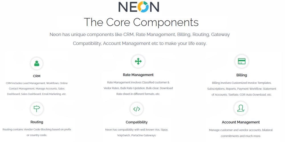 NEON | Code Desk
